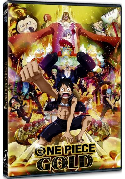One Piece Gold (One Piece Film: Gold)