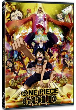One Piece Gold (One Piece Film: Gold)