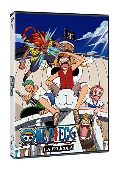One Piece - La Película (One Piece The Movie: Kaisokuou Ni Ore Wa Naru)