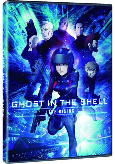 Ghost In The Shell : The Rising