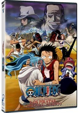 One Piece - Los Piratas Y La Princesa Del (Desierto One Piece - Sabaku No Ojou To Kaizoku Tachi)