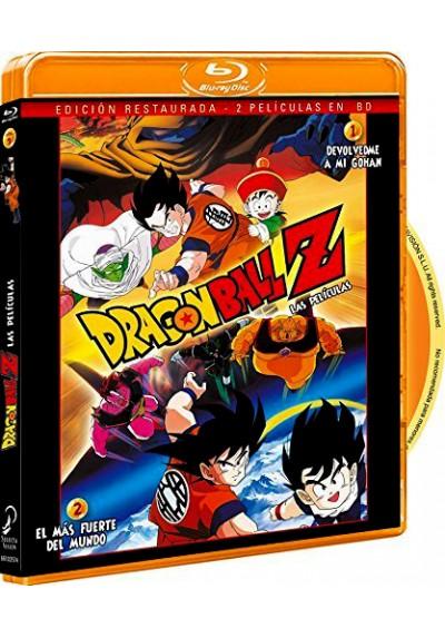 Dragon Ball Z - Vol. 1 : Devolvedme A Mi Gohan / El Más Fuerte Del Mundo (Blu-Ray)