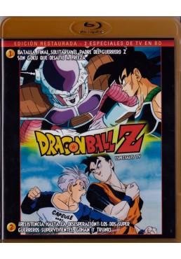 Dragon Ball Z - Especiales De Tv (Blu-Ray)