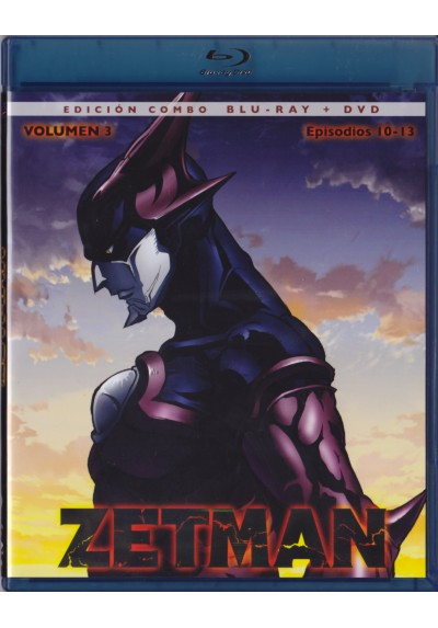 Zetman - Vol. 3 (Blu-Ray + Dvd)