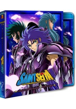 Saint Seiya: Los Caballeros Del Zodiaco - Box 7 (Blu-Ray)