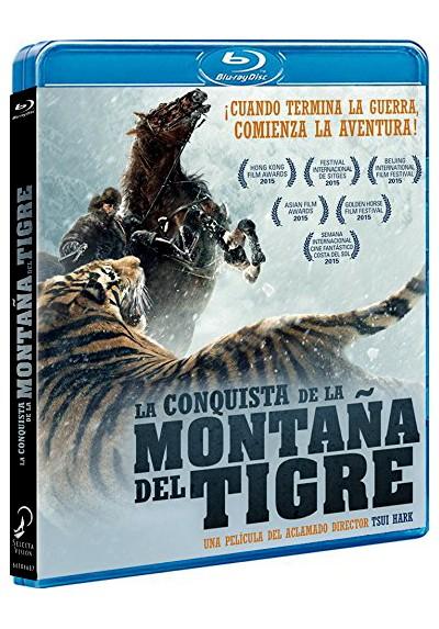 La Conquista De La Montaña Del Tigre (Blu-Ray) (Zhì Qu Weihu Shan)