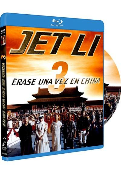 Érase Una Vez En China III (Blu-Ray) (Wong Fei Hung III: Si Wong Jaang Ba)