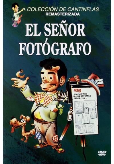 El Señor Fotógrafo (Colección Cantinflas)