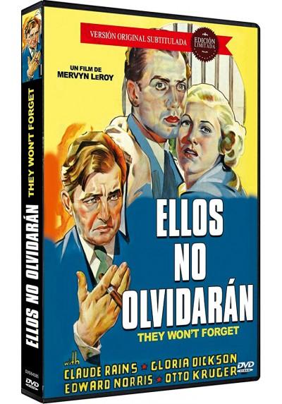 Ellos No Olvidarán (V.O.S.) (They Won'T Forget)