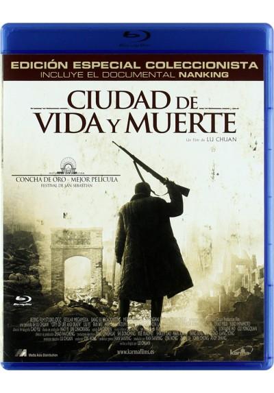 Ciudad De Vida Y Muerte (Blu-Ray) (Nanjing! Nanjing!)