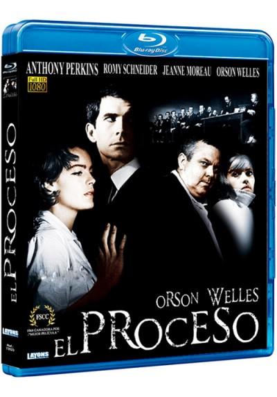 El Proceso (Blu-Ray) (Le Procés)