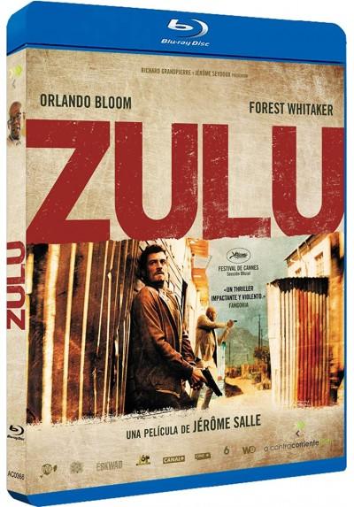 Zulu (2013) (Blu-Ray)