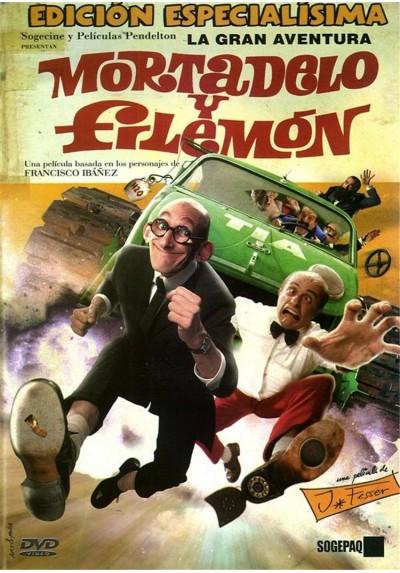 La Gran Aventura de Mortadelo y Filemón (La Gran Aventura de Mortadelo y Filemón)