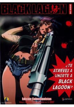 Black Lagoon (Ed. Coleccionista) (Burakku Ragun)