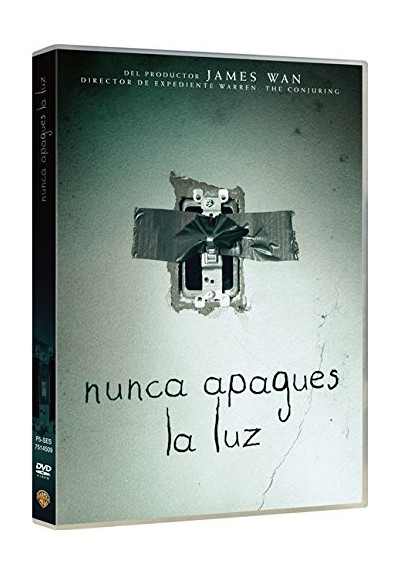 Nunca Apagues La Luz (Lights Out)