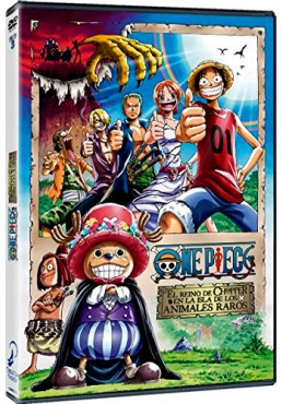 One Piece - El Reino De Chopper En La Isla De Los Animales Raros (One Piece: Chinjou Shima No Chopper Oukoku)