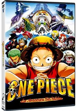 One Piece - La Aventura Sin Salida (Adobenchâ Obu Neburandia)