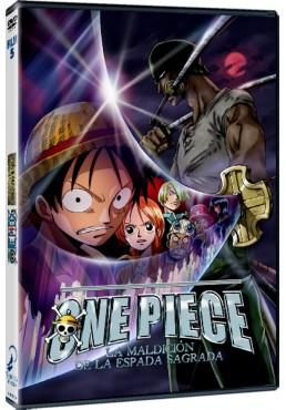 One Piece - La Maldición De La Espada Sagrada (One Piece: Norowareta Seiken)