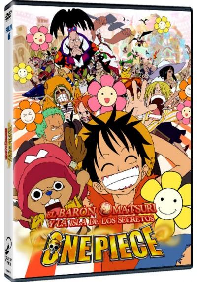 One Piece - El Barón Omatsuri Y La Isla De Los Secretos (One Piece: Omatsuri Danshaku To Himitsu No Shima)