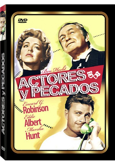 Actores Y Pecados (Actor´s And Sin)