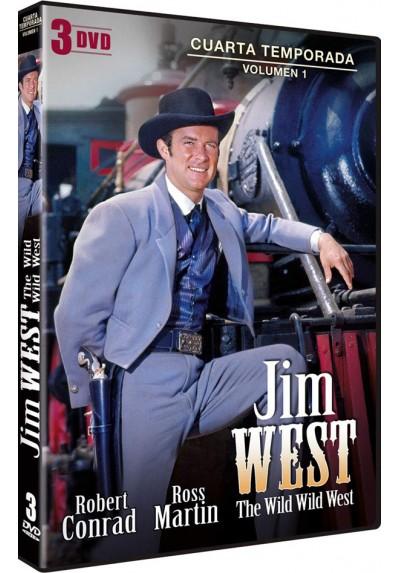 Jim West : 4ª Temporada - Vol. 1