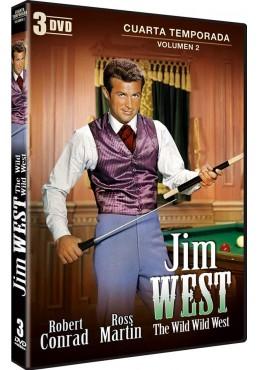 Jim West : 4ª Temporada - Vol. 2