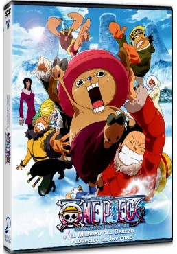 One Piece - El Milagro Del Cerezo Florecido En Invierno