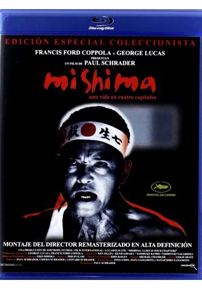 Mishima: Una Vida En Cuatro Capítulos (Blu-Ray) Mishima: A Life In Four Chapters