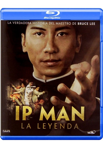 Ip Man: La Leyenda (Blu-Ray) (Yip Man Chinchyun)