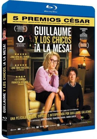Guillaume Y Los Chicos, A La Mesa! (Blu-Ray) (Les Garçons Et Guillaume, À Table!)