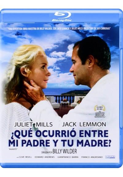 Qué Ocurrió Entre Mi Padre Y Tu Madre? (Blu-Ray) (Avanti!)