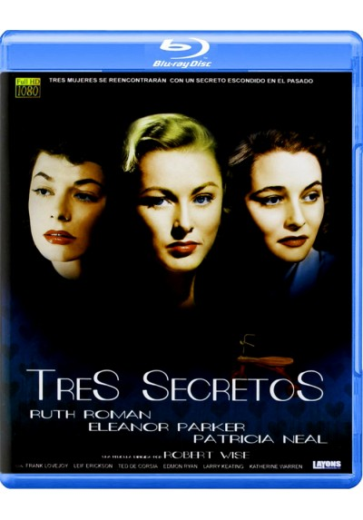 Tres Secretos (Blu-Ray) (Three Secrets)