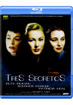 Tres Secretos (Blu-Ray) (Three Secrets)