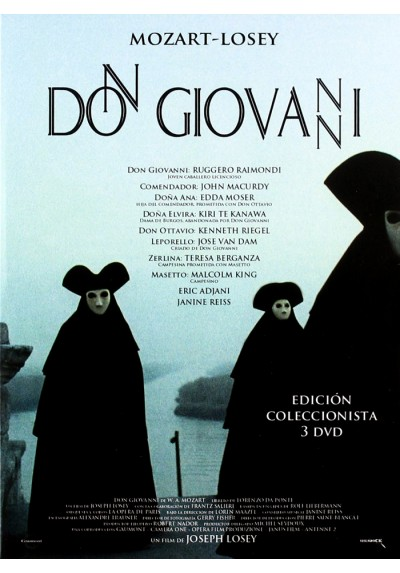 Don Giovanni (V.O.S.)