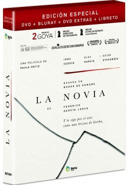 La Novia (Blu-Ray + Dvd + Extras + Libreto)