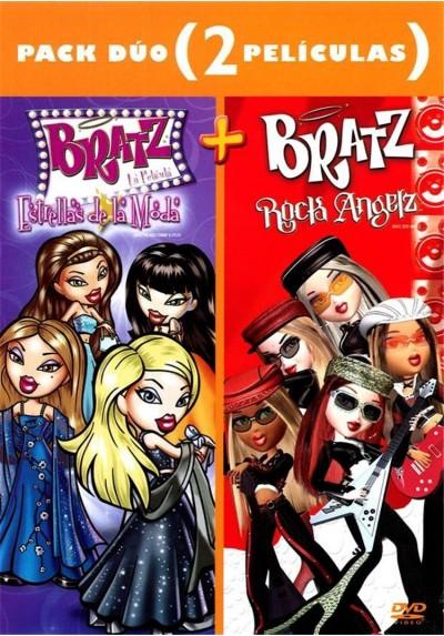 Pack Dúo Bratz Estrellas de la Moda + Bratz Rock Angelz + Disco de Actividades Noche en el Museo 2