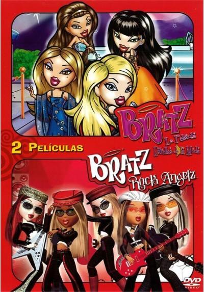 Pack Dúo Bratz Estrellas de la Moda + Bratz Rock Angelz