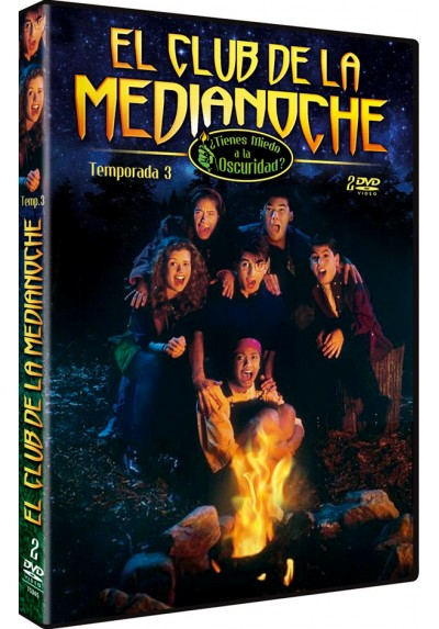 El Club De La Medianoche - 3ª Temporada (Are You Afraid Of The Dark?)