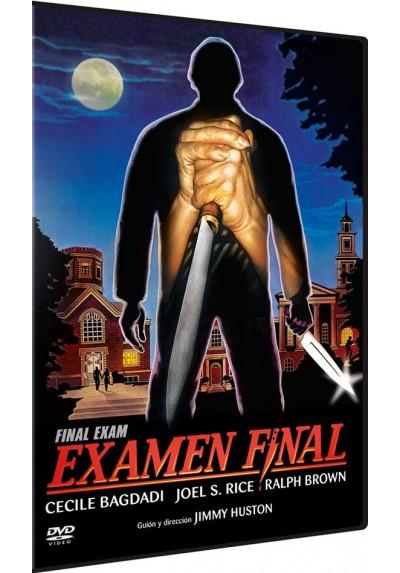 Examen final (Final Exam)