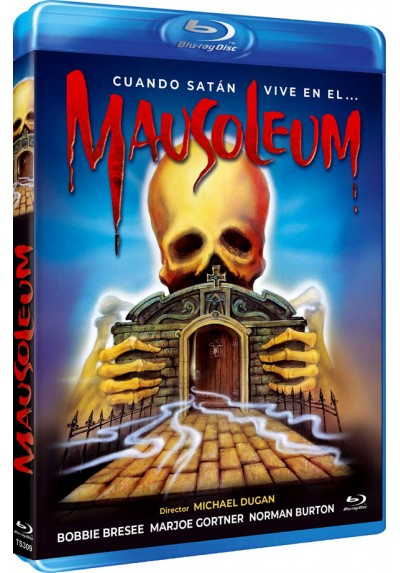 Mausoleum (Blu-Ray)
