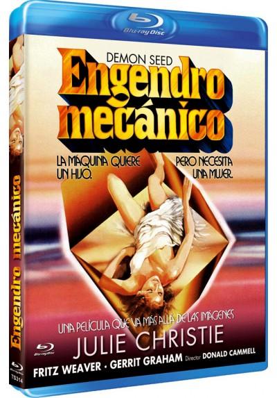 Engendro mecánico (Blu-Ray) (Demon Seed)
