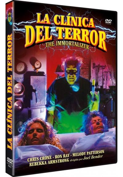 La clínica del terror (The Immortalizer)