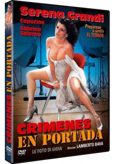Crímenes en portada (Le foto di Gioia)