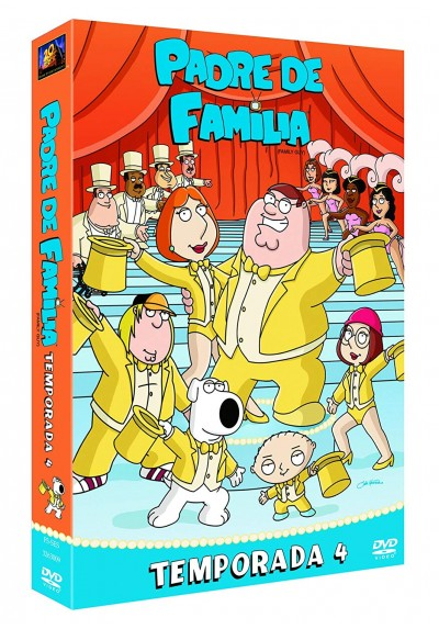 Padre de Familia: Temporada 4 (Family Guy)