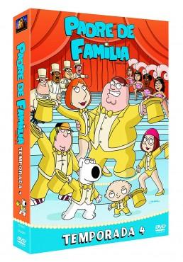 Padre de Familia: Temporada 4 (Family Guy)