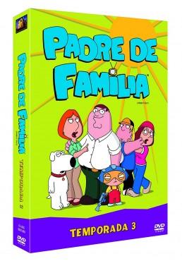 Padre de Familia: Temporada 3 (Family Guy)