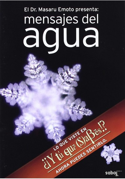 Mensajes Del Agua (Messages From Water)