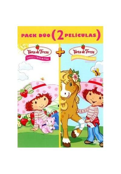 Pack Dúo: Tarta de Fresa (Conoce a Tarta de Fresa + Aventura para Tarta de Fresa)