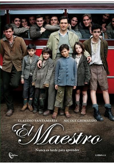 El Maestro (2014) (Non È Mai Troppo Tardi)