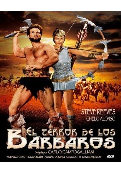 El Terror De Los Bárbaros (Il Terrore Dei Barbari)